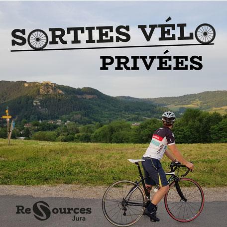 Re-Sours Jura s'adapte à vos besoins et vous propose des sorties vélos privées.