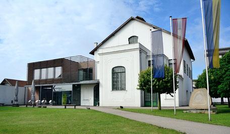 Konzerthaus Weinviertel Ziersdorf von außen