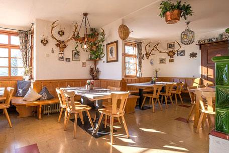 Gasthof in Oberaudorf mit ausgezeichneter Küche, Berggasthof Hummelei