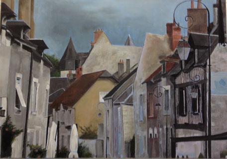 Rue du Pont, Beaugency