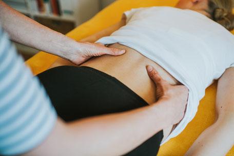 Osteopathie für Rücken und Beweglichkeit