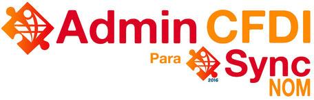 AdminCFDI para SyncNOM 2016 - Administrador de CFDIs timbrados