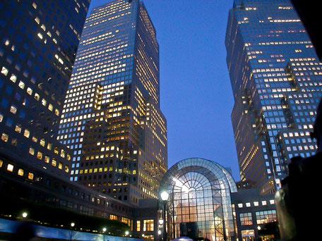 Diese Wirtschaft tötet - Luxushochhäuser