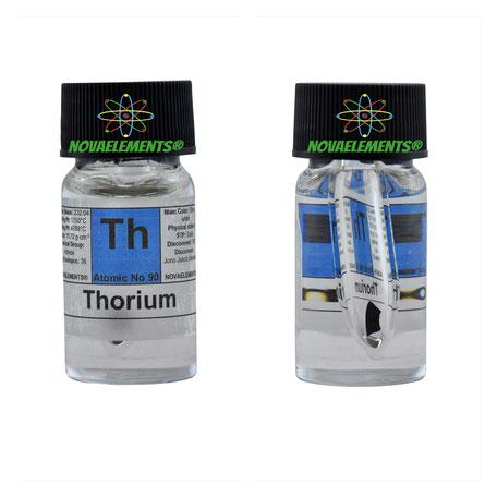thorium metal, thorium sample for element collection, thorium metal plates.