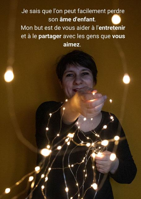 portrait Marion Veyry, crédit photo Zakary Lagerige Loireau