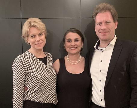 Magdalena Strasburger, Wenke Ulrich, Stefanie Stoltzenberg, Dagmar Richter