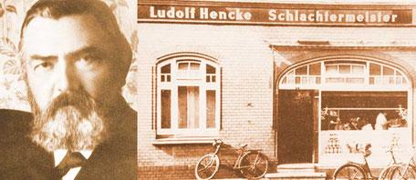 Ludolf Hencke 1871