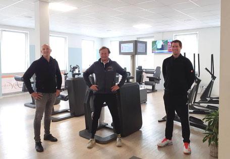 Das Team der Physio Aktiv Edewecht ist gerüstet für den Start der OTT®.