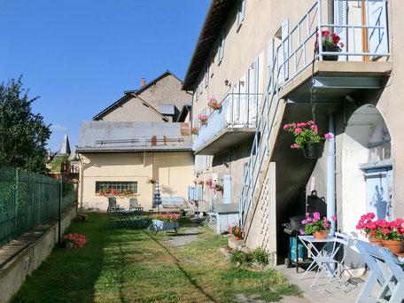 Le Lou Filadour à Jausiers - Partie ancienne - 2 appartements