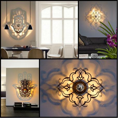 Luminaire design innovant pour villa hotel restaurant - Bar moderne a new york avec design en forme de bulle ...