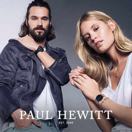 Paul Hewitt Uhr & Armband Herren