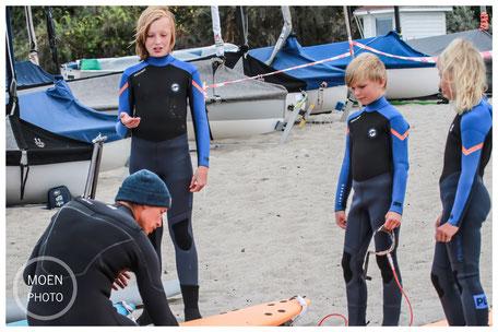Wellenreitkurs an der Ostsee in Kühlungsborn-Surfkurs für Kids