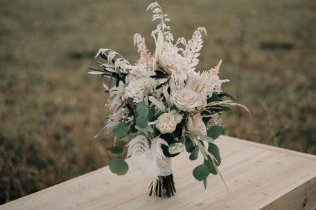 Hochzeiten mit der Blumenscheune Utphe