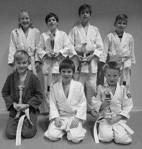 Budo Schule Gürbetal - Chlouse Judo Turnier
