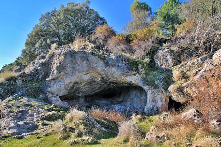 Cueva de los Mármoles -Sierra de la Alfaguara