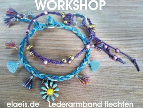 Workshop, Ferienprogramm Duesseldorf ELA EIS