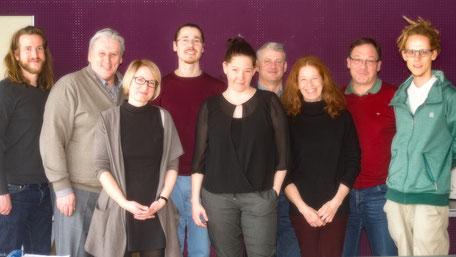 Projektteam: Klaus Winiwarter, Alfred Graf, Daniela Trauninger, Christoph Stenzel, Doris Schnepf, Gottfried Henneis, Christine Rottenbacher,  Christian Braun, Florian Kraus.