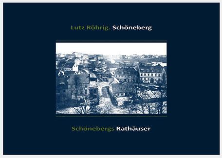 Schönebergs Rathäuser. Titelblatt
