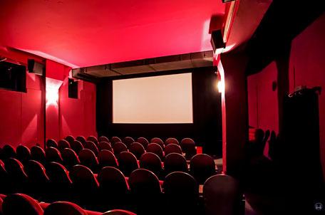 Kino Moviemento Berlin Kreuzberg Kottbusser Damm Saal 3 Blick zur Leinwand