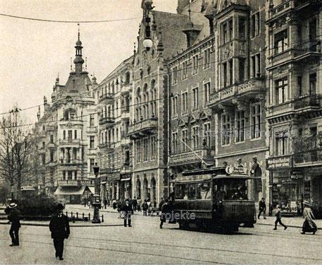 Schönebergs Rathäuser. Zweites Rathaus