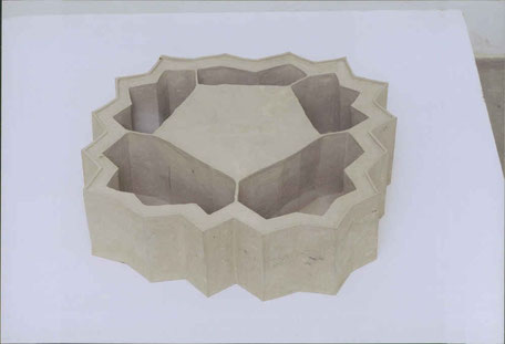 Festung 3 Paperclay 2000