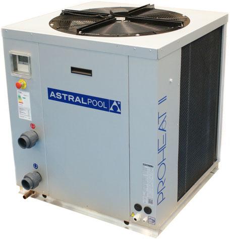 Pompe di calore per piscine Pro Heat II