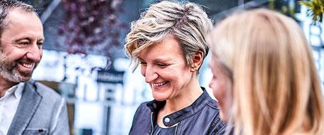 Das richtige Netzwerk finden - Doris Praher PR-Management