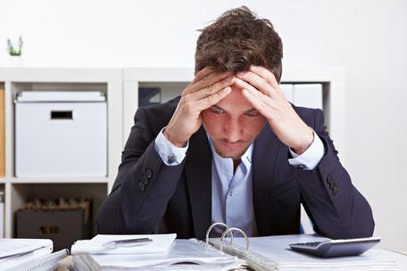 Stress im Job - Kempten - Allgäu