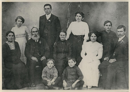 Cash family