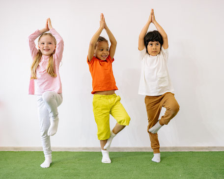 Kinder Yoga Augsburg