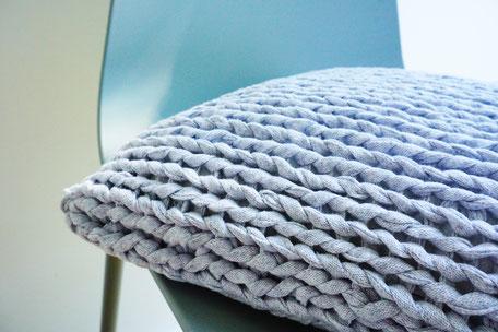 Öko Textilgarn/Tshirtgarn von Wooltwist als Strickset kaufen