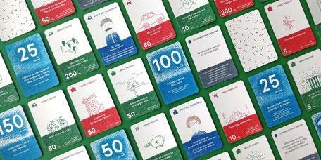 Milton, le jeu des sociétés qui neutralisent leur impact carbone