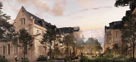 Préfiguration d'un lieu culturel à Saint Germain en Laye, OGIC, 2020