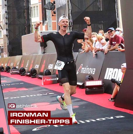 Ironman Finisher-Tipps