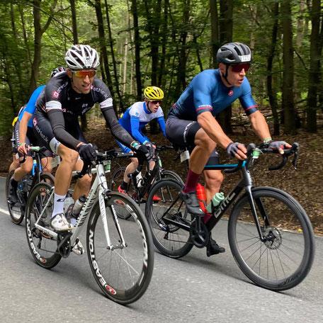 Skoda Velotour beim Radklassiker Eschborn-Frankfurt