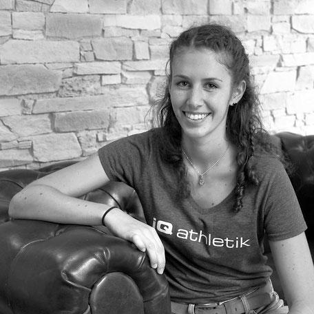Ronja Klees, Sportwissenschaftlerin, Diagnostikerin und Trainerin bei iQ athletik