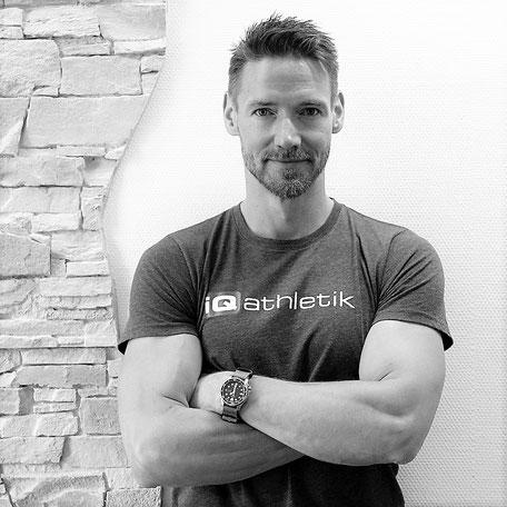 Andreas Wagner, Gründer von iQ athletik und Sportwissenschaftler