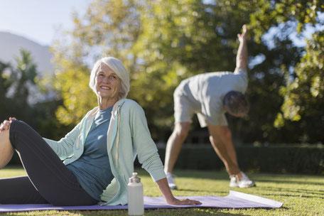 Immunsystem und Sport im Alter