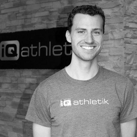 Adrian Swoboda, Diagnostiker und Trainer bei iQ athletik
