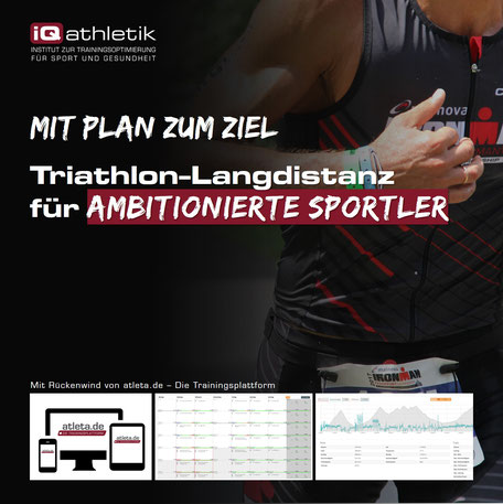 Triathlon-Trainingsplan für ambitionierte Sportler