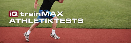 Athletiktests für Fußballer, Tennisspieler, Handballer, Golfer und viele mehr