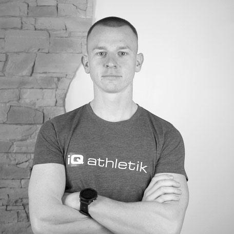 Torben Müller, Bikefitter, Sportwissenschaftler und Diagnostiker bei iQ athletik