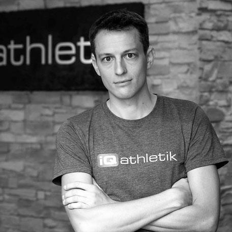 Daniel Kilb, Sportwissenschaftler, Diagnostiker und Trainer bei iQ athletik