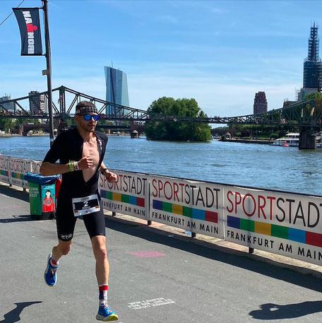 Franz Löschke Ironman Frankfurt