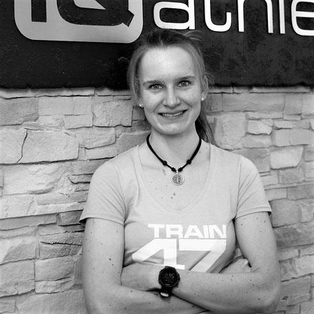 Nadine Groß, iQ athletik, Frankfurt