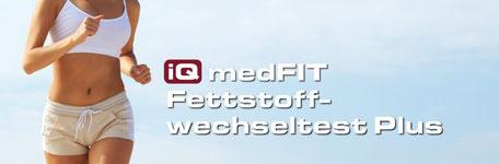 Fettstoffwechseltest iQmedFIT