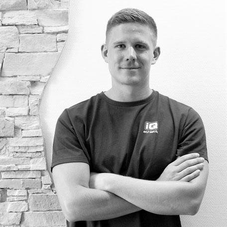 Frederic Nockemann, Sportwissenschaftler, Diagnostiker und Trainer bei iQ athletik