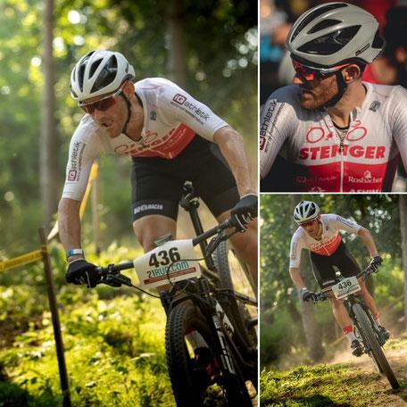 Sascha Starker Hessenmeister im Mountainbike