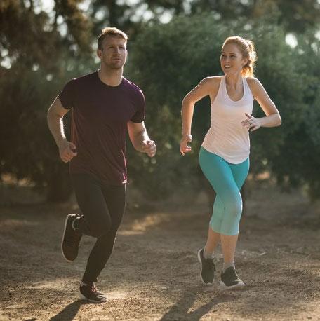 Sport stärkt die Abwehrkräfte und das Immunsystem