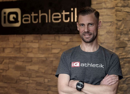 Bikefitter Sebastian Mühlenhoff von iQ athletik